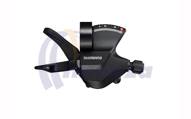 Pavarų rankenėlė Shimano SL-M315-7R Acera