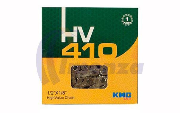 Grandinė KMC HV410 Grey/Brown