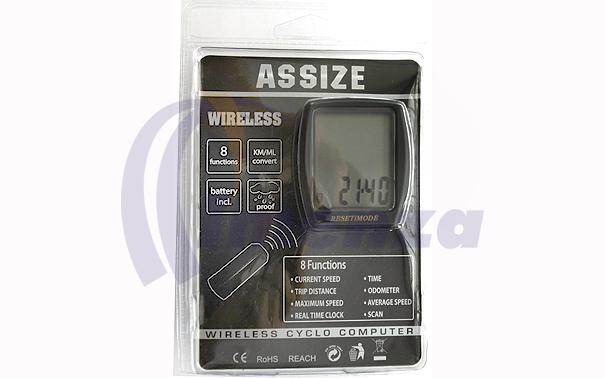 Spidometras AssSize AS-4000