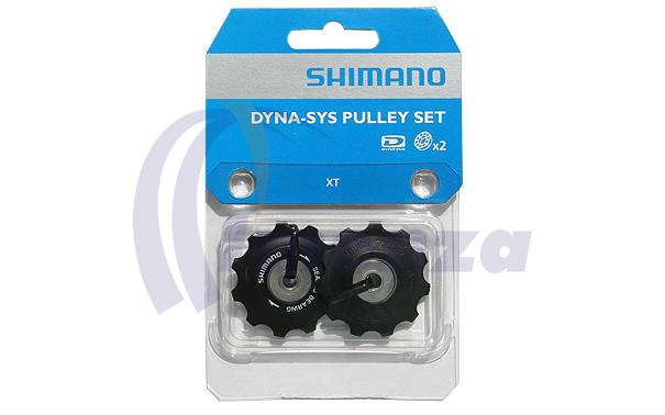 Perjungėjo ratukai, Shimano RD-M773 Deore XT