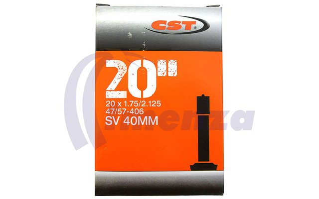 Dviračio kamera CST 20 x 1.75/2.125