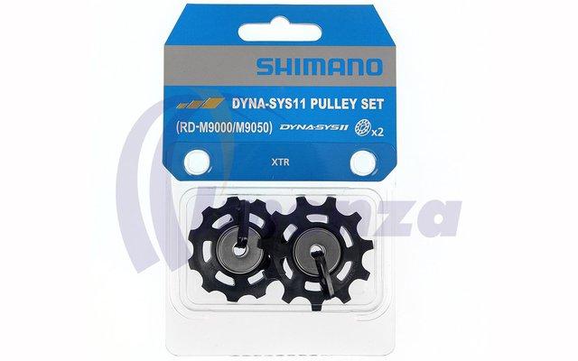 Perjungėjo ratukų komplektas Shimano RD-M9000 XTR